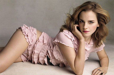 Emma Watson for Vanity Fair, photographed by Patrick Demarchelier