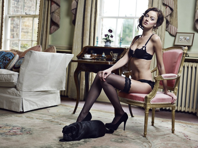 Lucile Lingerie - Duchess of Warwick